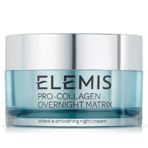 Elemis pro-collagen overnight mask 30 ml. og Elemis pro-collagen rose cleansing balm 20 g.  Helt nye og ubrugte.  Sælges samlet for 150 kr. plus porto.