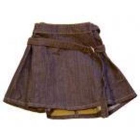 Varetype: nederdelStørrelse: 8-9år Farve: Denim Oprindelig købspris: 500 kr.  Skøn nederdel som intet fejler! :)