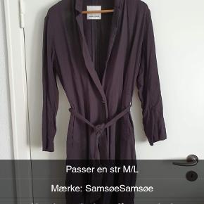 Samsøe & Samsøe trenchcoat