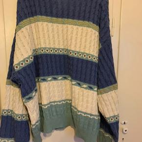 Oversized sweater fra Redgreen, brugt, men uden huller