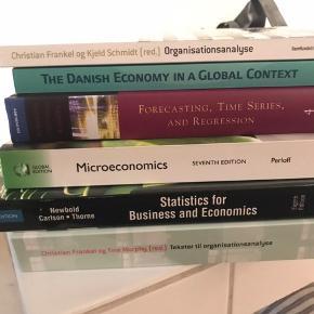 HA almen 1 semester bøger sælges