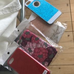 Covers til iPhone 7, hentes i Aalborg centrum.