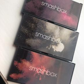 Brugt en gang. Alle 3 Smashbox x Shay Mitchell paletter, som jeg har til salg - samlet. Alle stadig med beskyttelsesfilm på spejl.