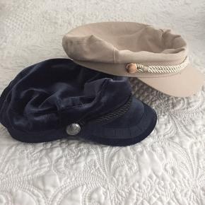 Seje hatte fra h&m. Aldrig brugt :) sælges samlet eller hver for sig.