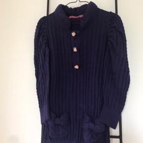 Lækker strik bluse pullover med skønne detaljer fra franske Manoush.   Længde ca 62 cm