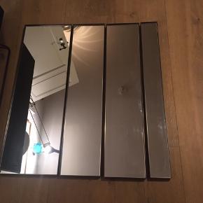 &tradition, 4 Amore spejle fra &tradition, bronzeret messing, meget smukke, super stand, som nye  1 stk. 90x 10 cm (butikspris 4595 DKK) 2 stk. 90x 20 cm (butikspris 4795 DKK) 1 stk. 90x 30 cm (butikspris 4995 DKK)  butikspris 19780 DKK i alt   Pris 1500 DKK pr stk eller samlet 5500 DKK