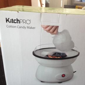 Candy floss maskine. Brugt få gange, så er som ny.