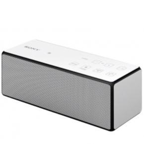 Den bærbare, trådløse højtaler SRS-X33 fra Sony er udstyret med Bluetooth og NFC til trådløs streaming. ClearAudio+ teknologi sikrer god lydkvalitet.  Bærbar trådløs højtaler Bluetooth med NFC Bedst i test - Lyd & Billede