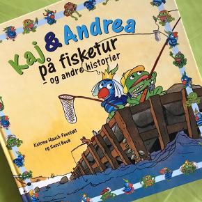 Flot bog om Kaj og Andrea 🤗 Nem at læse, og som spritny. Kom med et bud