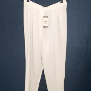 Silk blend bukser fra H&M studio