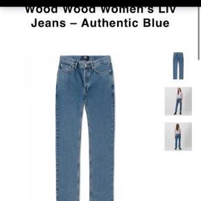 Fede Wood Wood Jeans  Str.26/32  Sælger da de er for lange Originalpris: 1200 kr BYD gerne ☺️