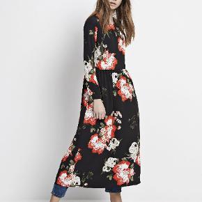 Enmoana Ls Maxi dress str.M