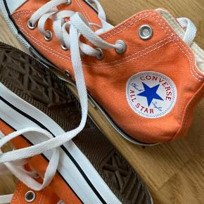 Converse all star size 38 orange