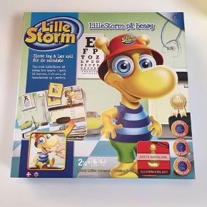 Lille Storm spil. Kun brugt en gang. Derfor som nyt. Nyprisen er 150 kr.