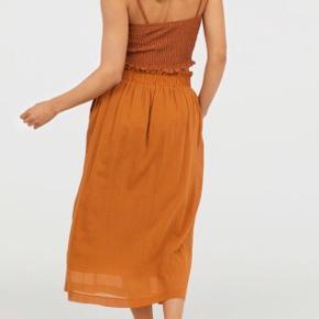 Smuk nederdel fra H&M trend. Aldrig brugt. Str. 36. Bytter ikke