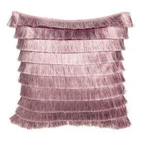 Smukt H&M Home pudebetræk med fryser i pudder rosa sælges. Aldrig brugt.   40 x 40 CM  Kan sendes på købers regning eller hentes i København S.