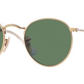 Lækre solbriller fra Ray-Ban, Round metal. Brugt en enkelt sommer. I rigtig fin stand - flere billeder kommer på i morgen 😊