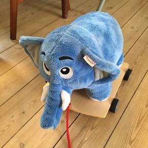 Bodil elefant