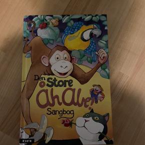 Åh abe sang bog , helt ny aldrig brugt