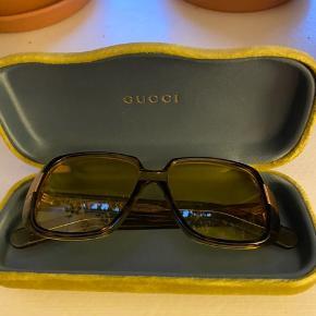 Fede 70's gucci solbriller i gul farve 😎 kom gerne med bud!
