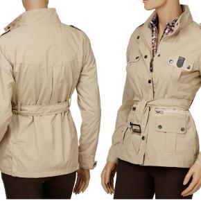 Tattini safari jakke ubrugt str M