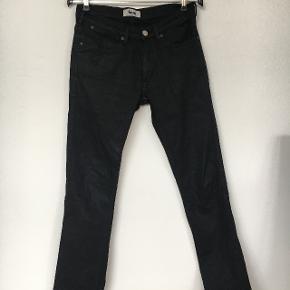"""Acne Studios, sorte denim jeans, str 30/32, model """"Max Iggy"""""""