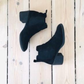 H&M støvler i str 37    S-1