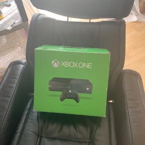Xbox One sælges, kontroller er med til