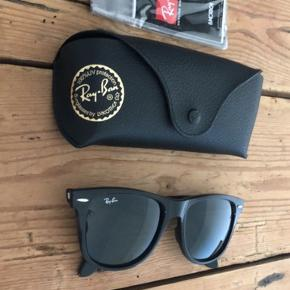 Ray Ban Wayfarer Black Str. 34
