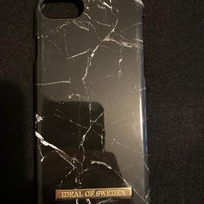 Ideal of sweden cover til iPhone 7, brugt meget få gange
