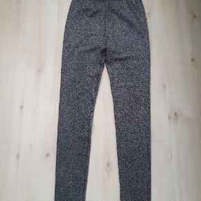 Black colour strømper & tights