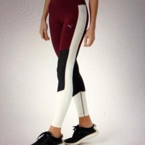 Super flotte tights de er nye med tags og aldrig brugt kun prøvet De er skønne til træning og gå og løbeture den er lækker😊