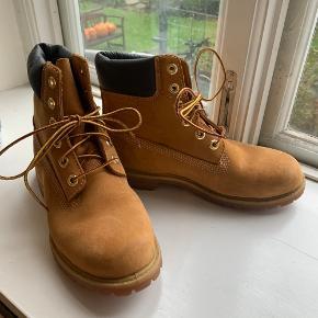 Timberland støvler, som næsten ikke er brugt, så standen er som ny 🌸