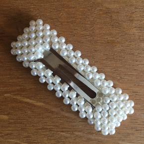 Perlespænde, sølv Fejlkøb