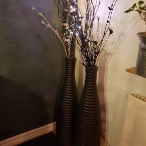 2 stk af de store vaser