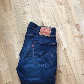Levis 505 jeans købt i butikken - 30/30 100kr