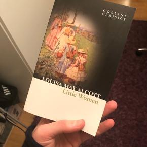 """Klassikeren """"Little Women"""" af Louisa  May Alcott. Engelsk tekst.  Afhentes i Hellerup eller sendes med DAO 🌸"""