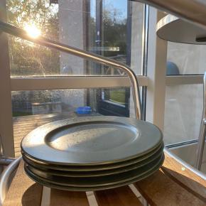 Sælger 5 Bitz middagstallerkner (27 cm) ❗️Nypris: 100 kr. pr. stk.❗️ Sælges både individuelt og samlet  Ingen fast pris  Kan sendes eller afhentes i Birkerød