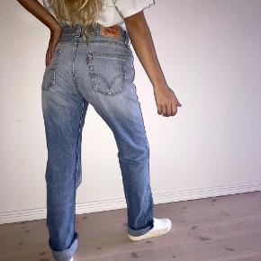 Cool vintage jeans med boyfriend fit! Fitter str S 🌸