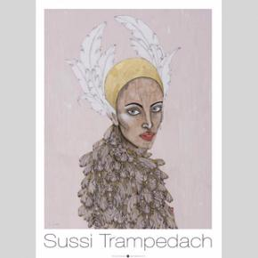 Plakat - Sussi Trampedach 💛 Helt ny.  50 x 70