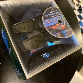 Samsung 3D briller - aldrig brugt. Sælges på Ebay for 25$  Salgspris: 75kr