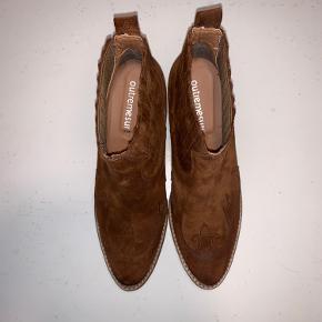 Pæn støvle, købt i Frankrig sidste år😀