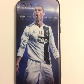 Brand: Ronaldo Juventus NYT Varetype: Cover Størrelse: Iphone 7 Farve: Multi Prisen angivet er inklusiv forsendelse.  Nyt og ubrugt. Pris inkl porto.