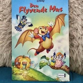 Den flyvende mus  -fast pris -køb 4 annoncer og den billigste er gratis - kan afhentes på Mimersgade 111 - sender gerne hvis du betaler Porto - mødes ikke andre steder - bytter ikke