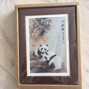 Silk decoration painting, never used. 20cm*24cm