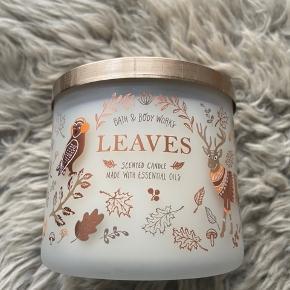 Bath & body works lys Duft - Leaves
