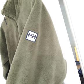 Brugt 1 gang. Helly Hansen half zip Fleece Ny pris 850