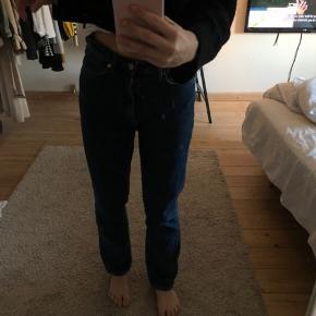 Lækre straight jeans fra H&m - str 28❤️ næsten som nye