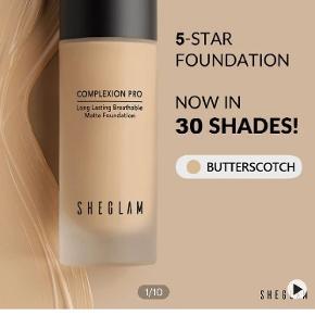Shein makeup