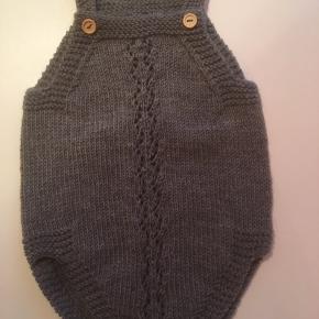 Str 0-3 mdr Blødt uld, kan vaskes på uldprogram